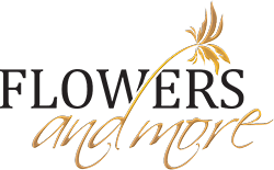 logo Flowers and More